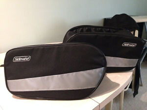 For Sale: Motorcycle Saddlebags