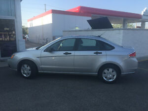 YOU WON'T FIND LOWER KMs! Like Brand New SILVER Ford Focus Sedan
