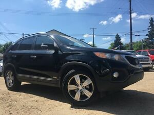 2013 Kia Sorento EX V6 4x4 = LEATHER - PANORAMIC ROOF