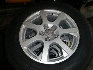 Audi used Winter wheel sets Edmonton Edmonton Area image 4