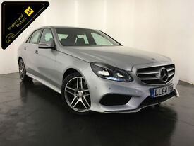 2014 64 MERCEDES E220 AMG LINE CDI AUTOMATIC 1 OWNER SERVICE HISTORY FINANCE PX