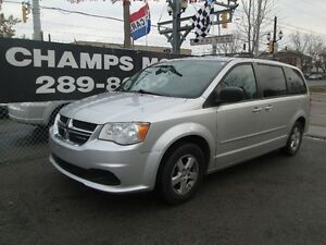 2011 Dodge Grand Caravan DVD+NAVI