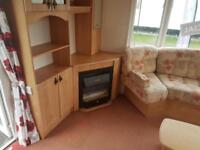 12FT WIDE 2BED STATIC CARAVAN HOLIDAY HOME NORTH WALES PRESTATYN TALACRE