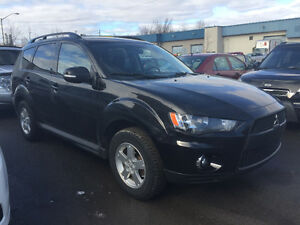 2010 Mitsubishi Outlander **CERTIFIED, FULLY LOADED**