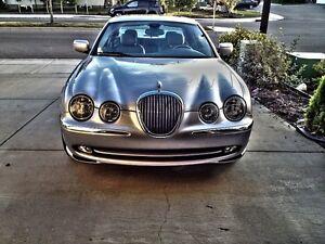 2001 Jaguar S-TYPE V6 Sedan