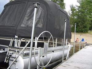 Lift ou élévateur Bertrand model 3500 pour Ponton