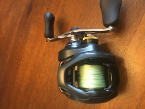New Shimano curado 200K XG 8.5 right hand