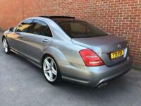 2011 Mercedes-Benz S class 350 Full service history AMG