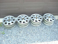 Toyota MR2 Supercharged Rims
