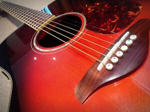 Yamaha FG730S - Acoustic Electric - $275