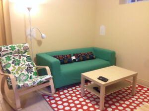 One Bedroom for Rent - Looking for Female Roommate - December 1