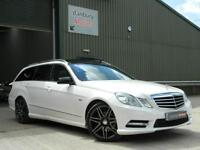 Mercedes E Class 2.1TD (201bhp) E250 CDI Sport BlueEFFICIENCY Estate 5d 2143cc 7