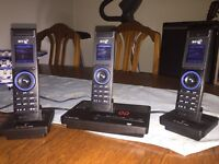 BT Verve 500 home phone system with answer machine