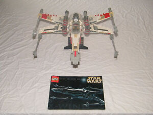 Lego Star Wars X-Wing Fighter UCS 7191