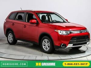 2015 Mitsubishi Outlander ES AWD Bluetooth Sieges-Chauffant USB/