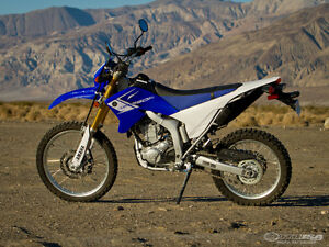 Yamaha WR250- Street Legal, , 2015 very few hours