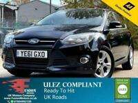 2011 Ford Focus 1.6 Zetec Powershift 5dr