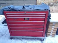 """Used SnapOn toolbox. 20""""x40"""""""