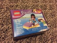 """Lego Friends #41000 """"Water Scooter Fun"""" (new)"""
