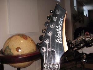 Guitare Électrique Washburn XMPRO2FRFBB Saguenay Saguenay-Lac-Saint-Jean image 7