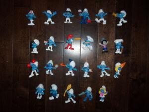 Schtroumpfs figurines jeux jouet