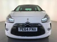 2014 CITROEN DS3 DSPORT + BLUEHDI DIESEL HATCHBACK FREE ROAD TAX SERVICE HISTORY