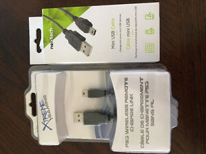 New in box USB cables