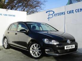 2014 14 Volkswagen Golf 2.0TDI ( 150ps ) GT for sale in AYRSHIRE