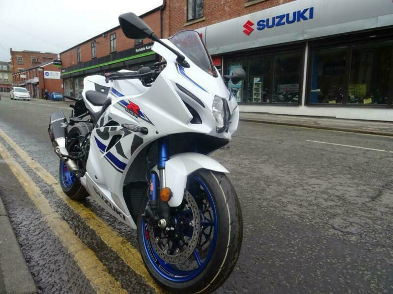 GSXR-1000R Brand new 2018 MODEL 0% APR HP/PCP OVER 36 MONTHS AVAILABLE | in  Rochdale, Manchester | Gumtree