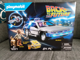 Playmobil Back to the Future NEW