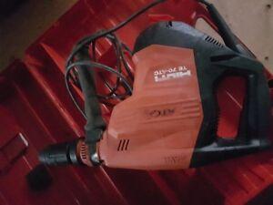 Hammer Drill Hilti TE70