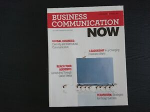 Business Communication Now Second Canadian Edition (2nd)