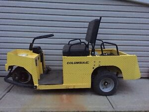 Warehouse cart / golf cart /