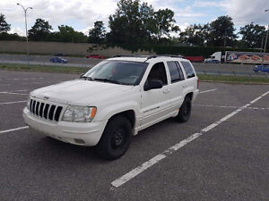 2003 Jeep Grand Cherokee 4x4 limited SUV, Crossover