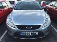 2008 Ford Mondeo 1.8 TDCi Edge 5dr (6 speed)