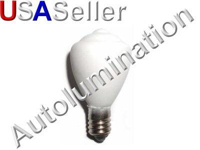 Lionel Marx Train 451 White Street Lamp Post E10 Light Bulb 18v Cone 18 Volt (Street Cones)