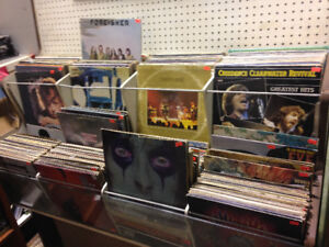 Vinyl Records - NEW ARRIVALS $1+up over 1000 records