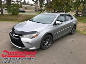 2015 Toyota Camry XSE  - Navigation -  Leather Seats