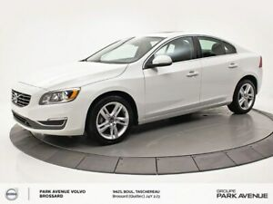 2015 Volvo S60 T5 Premier Plus CLIMATE PACK, BLIS, AWD