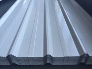 Corrugated Steel Panels, Roofing, Siding ***NEW*** 6 Colours