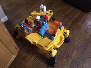 Lego Block Construction table Kitchener / Waterloo Kitchener Area image 3