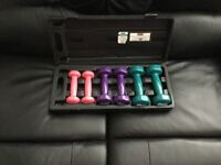 V fit weights for sale
