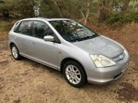 2001 Honda Civic 1.6 i-VTEC SE Executive 5dr
