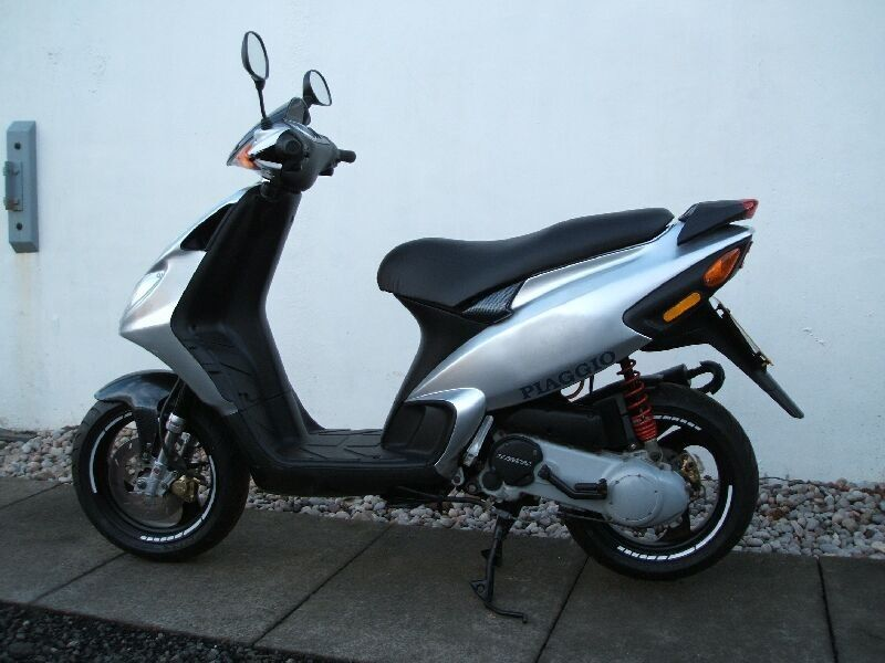 piaggio nrg50 50cc scooter, low mileage, very reliable, 1 owner