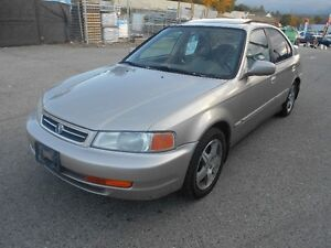 2000 Acura EL 1.6 Auto  Runs Great 191000KMS