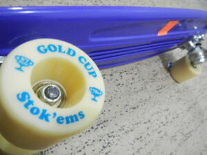 Banana Board Santa Cruz Penny Board skateboard