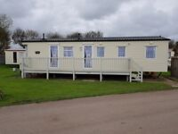 CARAVAN TO LET 8 BERTH ON THE GOLDEN PALM
