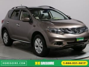 2014 Nissan Murano SL AWD AUTO A/C CUIR TOIT PANORAMIQUE
