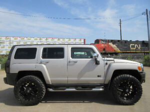 2006 HUMMER H3 DVD-HDTV-NAVI-LEATHER-SUNROOF-AMAZING