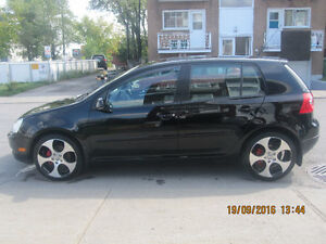 2010 Volkswagen Golf highline 4P